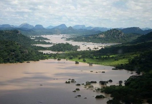 Construction of largest inland dam in Zimbabwe completed