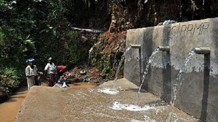 Minister announces resumption of water for all project in Angola