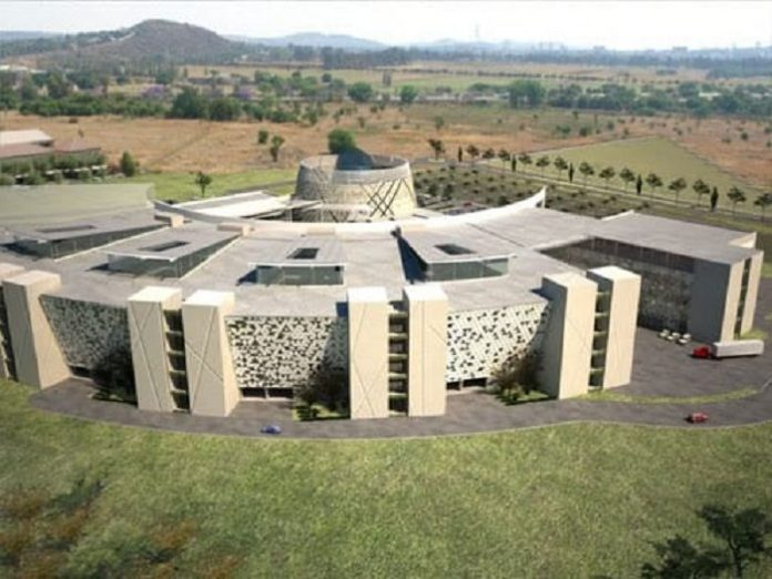 Newly constructed headquarters for Statistics South Africa opened