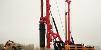 SANY launches its new C10 series rotary drilling rigs yields orders of 15 millionUSD