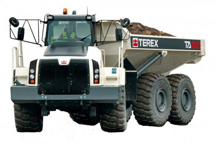 Terex Trucks appoints new Angolan distributor
