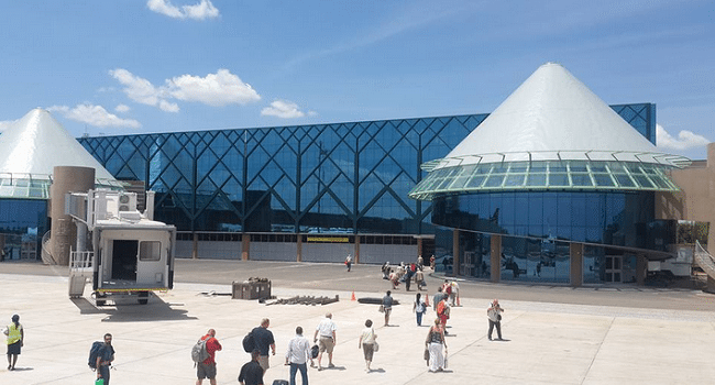 New Victoria Falls terminal to boost tourism in Transport in Zimbabwe
