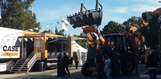 CASE showcases full line of construction equipment at SITP 2016