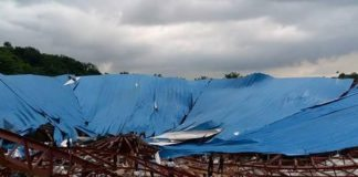 Nigeria church collapse claims160 lives