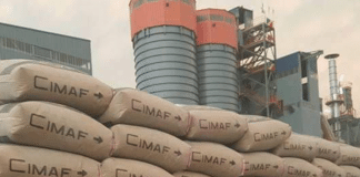 Cimaf opens newly constructed cement plant in Ghana