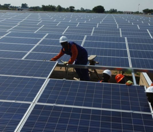 Operation begins in East Africa's largest solar plant in Uganda
