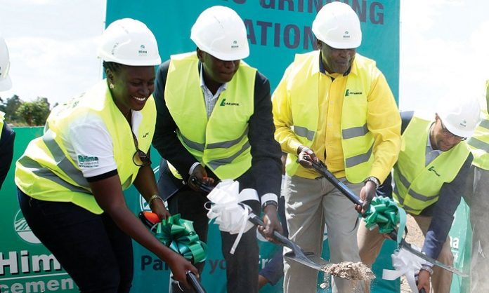 Construction of US$ 40m cement plant in Tororo, Uganda starts