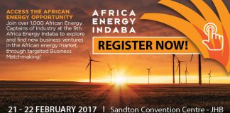 AFRICA ENERGY INDABA
