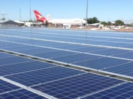 South Africa to construct solar power plant for regional airports