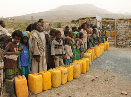 Ethiopia to Increase potable water access points
