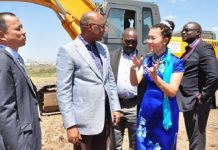 Chinese company breaks ground on US$200mn industrial park in Nairobi