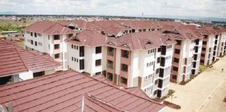 Construction of 900 units in Uganda commissioned