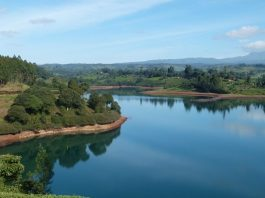 Low Levels of Water in Major Kenyan Dam Lead to water rationing