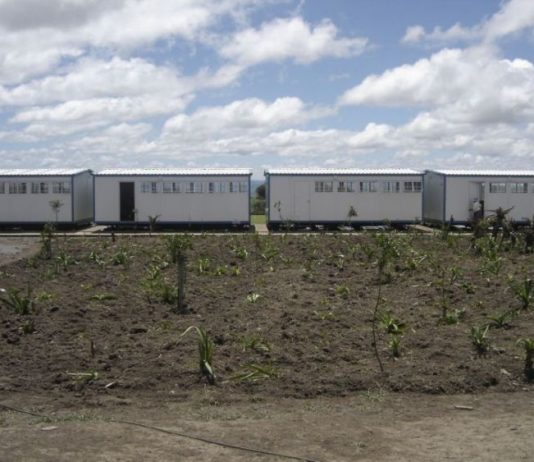 Modular classrooms contribute to a higher Matric pass rate in the Northern Cape