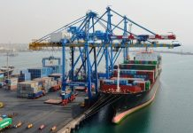 Tema Port expansion project receives 27 gantry cranes