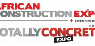 S.A to host the African Construction and Totally Concrete Expo 2017