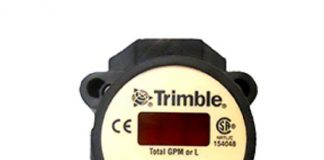 Trimble Introduces New Water Add Meters and Drum Rotation Sensor for Ready Mix Fleets