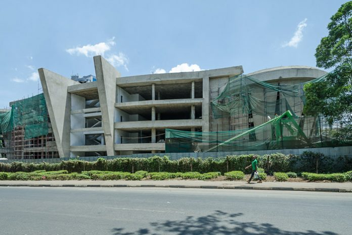 US23.1mn Kenya National Library Complex Set for Completion in 2017