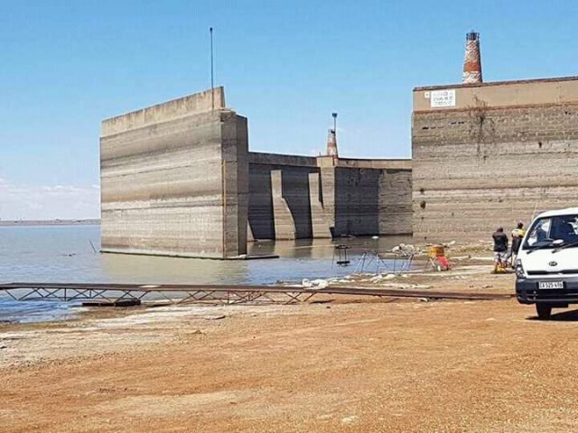 Water problem in South Africa persists despite Rainfall