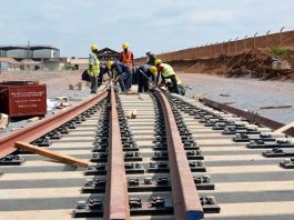 East Africa's standard gauge railway project falls behind schedule
