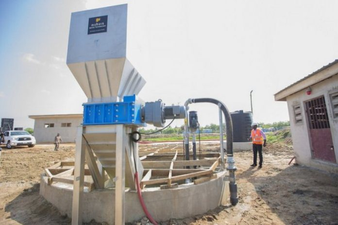 Safi Sana Ghana Limited transforms waste to clean energy