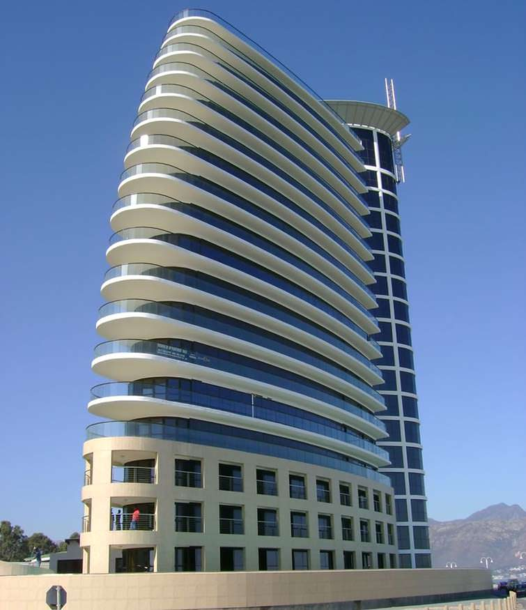 Construction Of Mega Mixed Use Development In South Africa