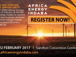 Energy experts prepare to attend the annual Africa Energy Indaba 2017 following #AfricaAtDavos