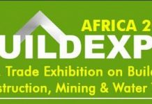Over 350 Companies from 44 Countries to be Part of BUILDEXPO KENYA 2017