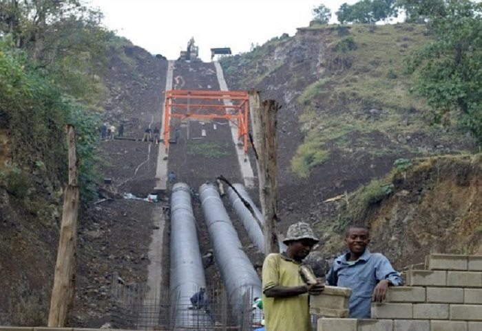 DRC's Matebe hydropower plant qualifies for carbon certification