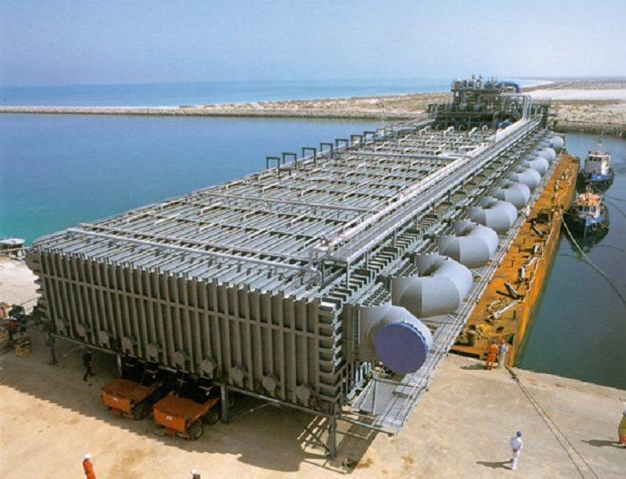 Advanced Seawater Desalination Using Reverse Osmosis System