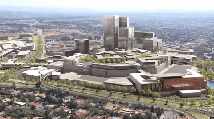 South Africa's Fourways Mall expansion project breaks ground