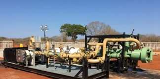 Energas Technologies supplies mobile heater skid for the commissioning of a 127 km natural gas pipeline