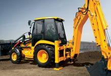 A new entry in the H940s backhoe loader series by HPE Africa