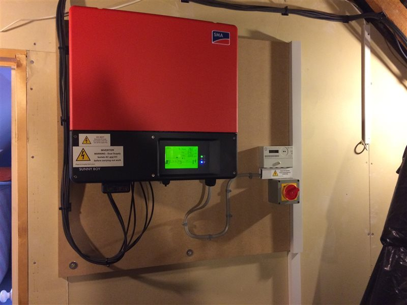 Choosing the right solar inverter