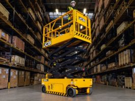 Launches into the Powered Access Business with Nine Scissor Lifts