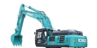 Kobelco introduces new version of SK500LC-10 excavator