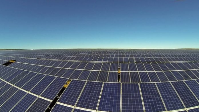 Largest solar power plant in Zimbabwe by Meeco Group