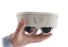 Arecont Vision releases MicroDome duo compact twin-sensor megapixel camera series