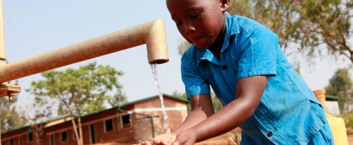 WaterAid launches mega water project for Libera,Sierra Leone