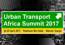 Urban Transport Africa 2017, 24-25th April