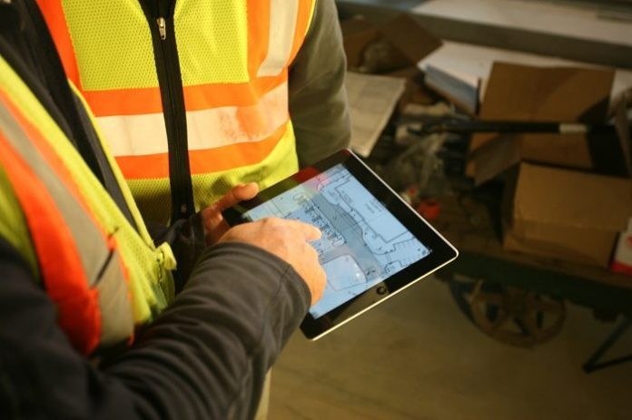 Using technology to improve construction site safety