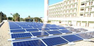 UNDP funds installation of solar power panels in Libya's hospitals