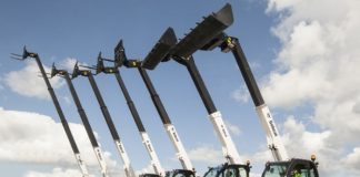 Bobcat launches new range of rigid frame telehandler