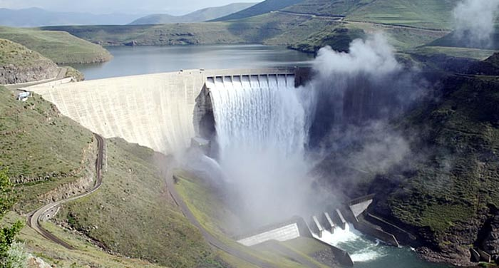 Bankruptcy Claims Hit Lesotho Highlands Water Project