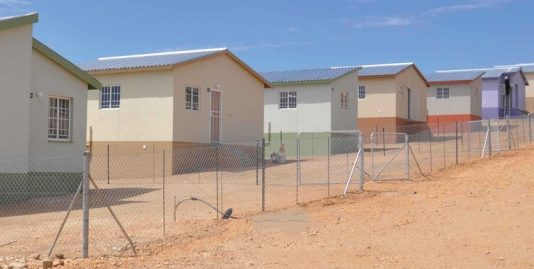 Namibia launches initiative to solve housing and land shortages