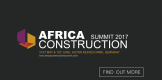 The Africa Construction Summit- 31st May &1st June