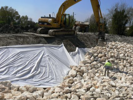 How Geosynthetics add value to Infrastructure