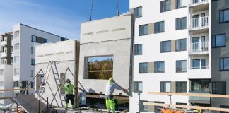 Smart precast technology caters to the needs of affordable housing