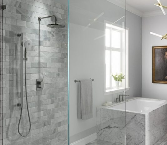 modern showerheads improve the showering experience