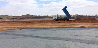 Kaytech Reinforces Site of new Mamelodi Mall